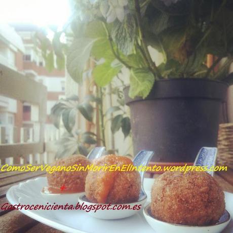 Albóndigas de avena (Versionando a Gastrocenicienta)