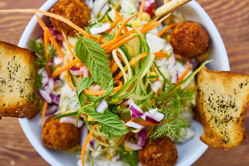 Dieta de verano vegana: Comidas